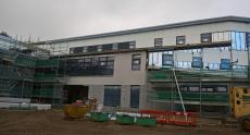 Great Progress on New Foresterhill Health Centre