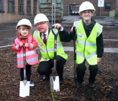 New Kirn Primary School moving forward
