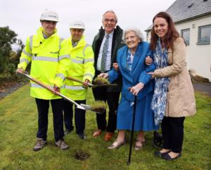 Construction begins on Skye, Lochalsh & South West Ross Community Hospital