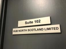 hub North Scotland have a brand new office!