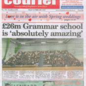 Campbeltown Courier P1