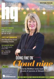 hub Feature in Herald Business HQ