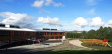 Alford Community Campus reaches practical completion