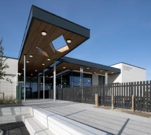 Milestone for Brimmond School as practical completion reached