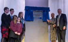 Read All About It - Emeli Sande officially opens Alford Community Campus