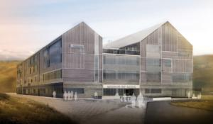 Anderson High project shortlisted for prestigious award