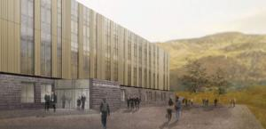 Project to build the new Campbeltown Grammar School officially underway