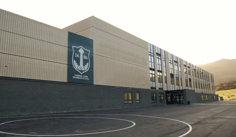 Campbeltown Grammar School