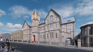Hand Over For Refurbished Dunoon Primary School