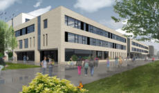 Turf cut as work begins on new Inverness Royal Academy campus