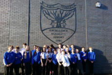 The New Kirn Primary School Welcomes Pupils