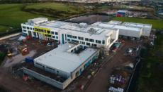 Lochside Academy (SOTC) is really taking shape...