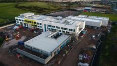 Lochside Academy (SOTC) is really taking shape...