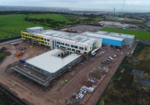 Lochside Academy (South of the City) is progressing well