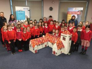 St Gerardine pupils scoop UK award