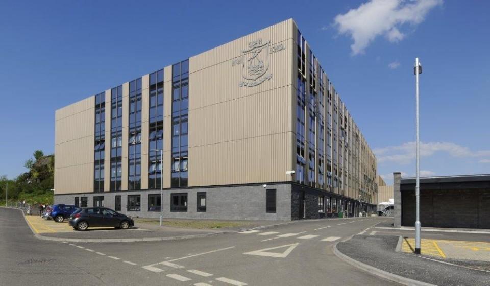 Oban High School
