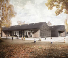 Multi-million pound contract signed for new school for children with complex additional needs