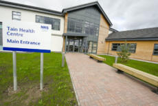 hub welcomes positive feedback as new Tain Health Centre is completed