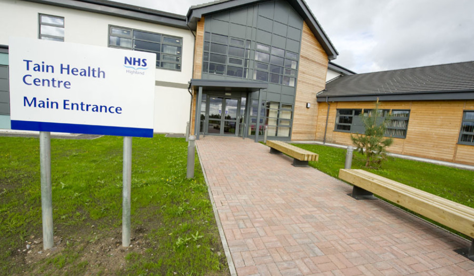 Tain Health Centre